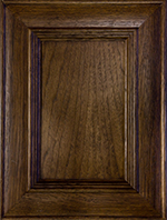 Wood Door Styles Flat Panel Mitre Frame