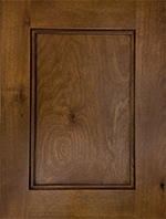 Wood Door Styles Raised Panel with Inset Mould #44