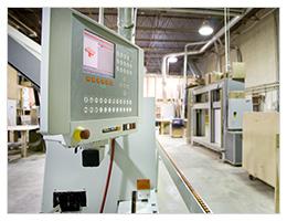 Starline Cabinets Custom Edging Machine