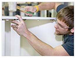 Starline Cabinets Installation